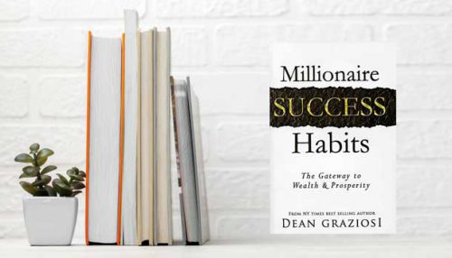 تصویر کتاب Millionaire Success Habits